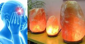 salt lamp headaches