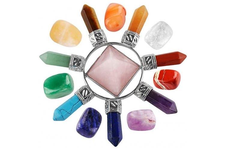 energy generator crystal
