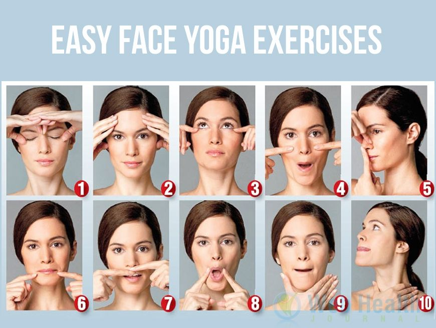 how to get chubby face