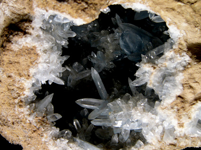 Can You Break Crystals Into Smaller Pieces